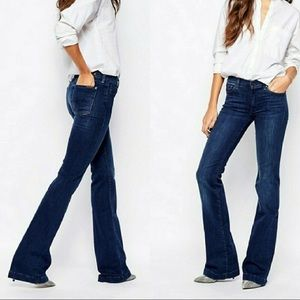 7 For All Mankind Charlize Flare Leg Jean